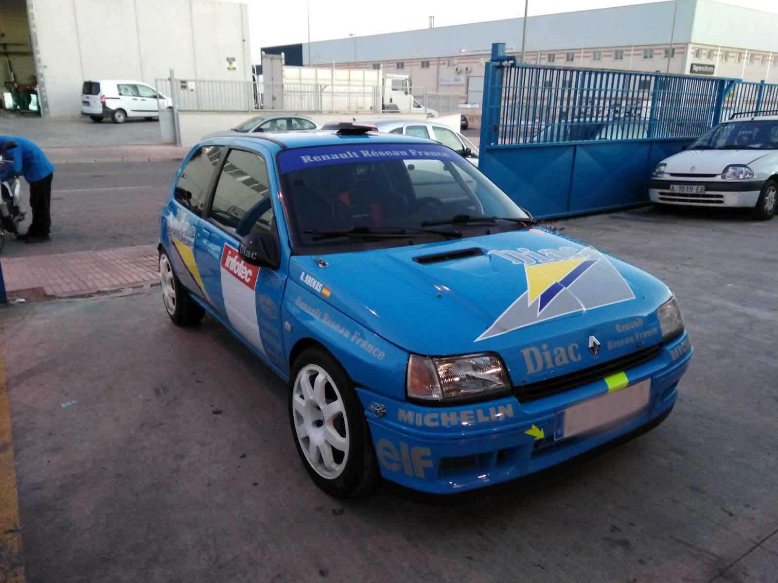 Después de la rotulación de Sirauto en Renault