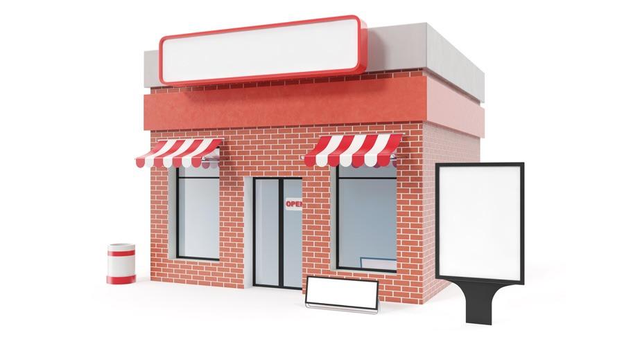 Rotulación de fachadas